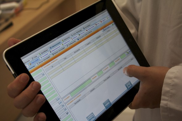 Technology in a Hospital System